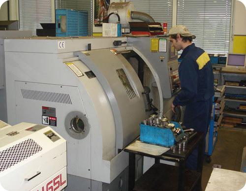 CNC stružnica